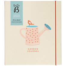 Buy Ktwo Busy B Garden Journal Online at johnlewis.com
