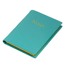 Buy Leathersmiths of London Windsor Rutland Notebook, Mini Online at johnlewis.com
