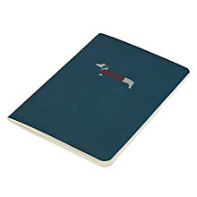 Buy Art File Frank A6 Stitch Notebook Online at johnlewis.com