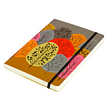 Buy Art File Trees A5 Notebook Online at johnlewis.com
