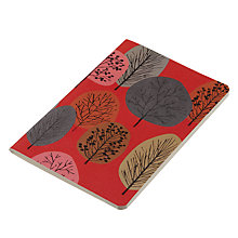 Buy Art File Trees A6 Stitched Notebook Online at johnlewis.com