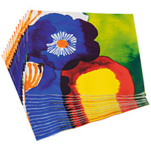 Buy Marimekko Disposable Paper Napkins, Pack of 20 Online at johnlewis.com
