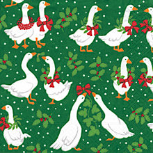 Buy Caspari Geese Napkins, Set of 20 Online at johnlewis.com