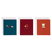 Buy Art File Frank Hanging Pack of Notecards, Pack of 12 Online at johnlewis.com
