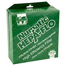 Buy Numatic NVM2B-H Dust Bags, Pack of 10 Online at johnlewis.com