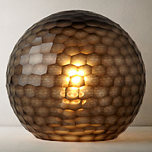 Buy John Lewis Ophira Glass Globe Table Lamp Online at johnlewis.com