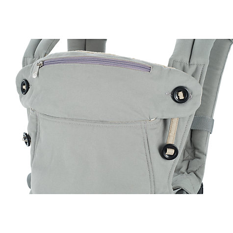 Buy Ergobaby Four Position 360 Baby Carrier, Grey/Camel Online at johnlewis.com