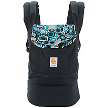 Buy Ergobaby Organic Baby Carrier, Quartz Online at johnlewis.com