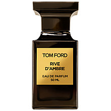 Buy TOM FORD Private Blend Rive D'ambre Eau de Parfum, 50ml Online at johnlewis.com