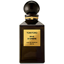Buy TOM FORD Private Blend Rive D'ambre Eau de Parfum, 250ml Online at johnlewis.com