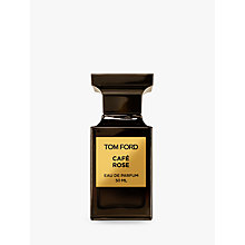 Buy TOM FORD Private Blend Café Rose Eau de Parfum, 50ml Online at johnlewis.com