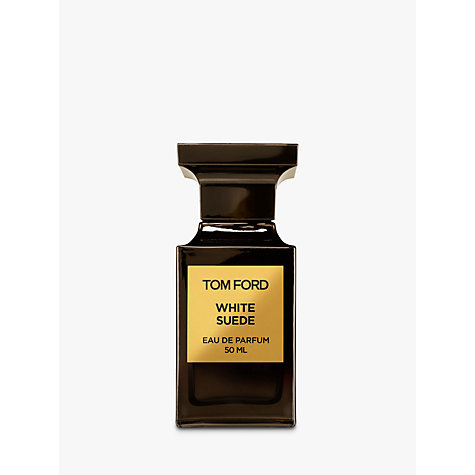 Buy TOM FORD Private Blend White Suede Eau de Parfum, 50ml Online at johnlewis.com
