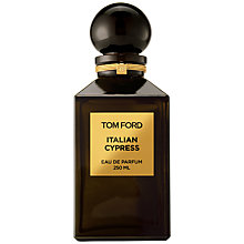 Buy TOM FORD Private Blend Italian Cypress Eau De Parfum, 250ml Online at johnlewis.com
