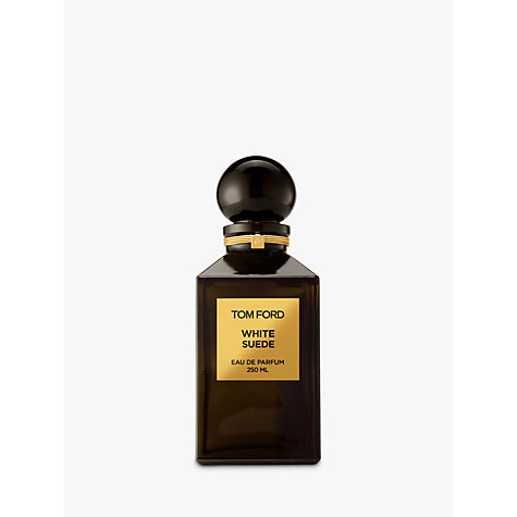 Buy TOM FORD Private Blend White Suede Eau de Parfum, 250ml Online at johnlewis.com
