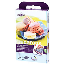 Buy Mastrad Macaroon Kit Online at johnlewis.com