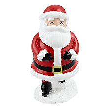 Buy John Lewis Santa Cake Topper Online at johnlewis.com