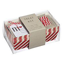 Buy Meri Meri Cake Box Treat Kit Online at johnlewis.com