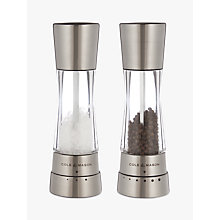 Buy Cole & Mason Derwent Salt & Pepper Mill Gift Set Online at johnlewis.com