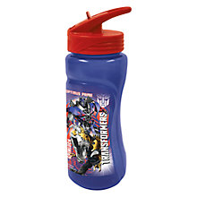 Buy Speakmark Transformers Drinks Bottle Online at johnlewis.com