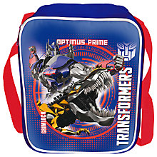 Buy Speakmark Transformers Lunch Bag Online at johnlewis.com