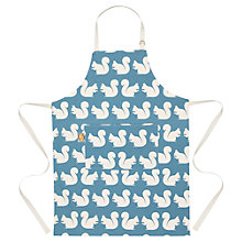 Buy Anorak Kissing Squirrels Apron Online at johnlewis.com