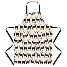 Buy Anorak Kissing Stags Apron Online at johnlewis.com