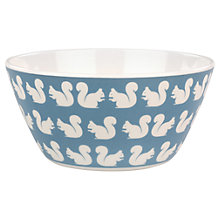 Buy Anorak Kissing Squirrels Bowl Online at johnlewis.com