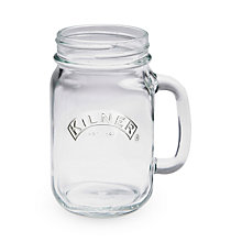 Buy Kilner Handled Jar Tankard, 0.5L Online at johnlewis.com