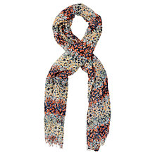 Buy Oasis Garden Stripe Scarf, Multi Online at johnlewis.com