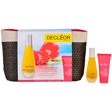 Buy Decléor Aroma Sun Collection Retail Kit Online at johnlewis.com