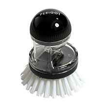 Buy Perigot Soap Dispensing Dish Brush Online at johnlewis.com