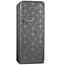 Buy Smeg FAB28RD Cummersdale Retro Fridge with Freezer Compartment, A++ Energy Rating, 60cm Wide, Grey Online at johnlewis.com