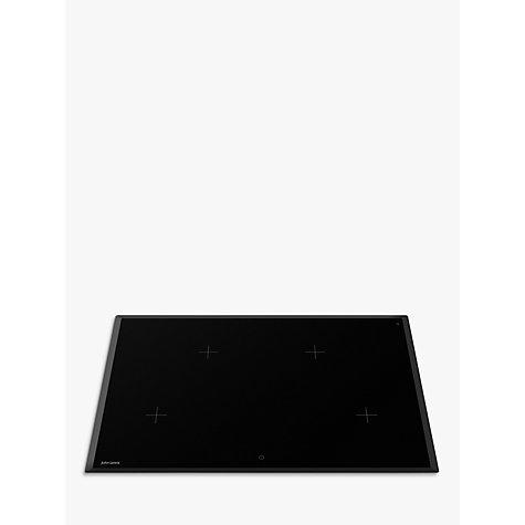 buy john lewis jlbiih805 induction hob black john lewis. Black Bedroom Furniture Sets. Home Design Ideas