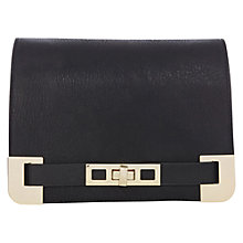 Buy Oasis Tallulah Cross Body Bag, Black Online at johnlewis.com