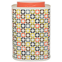 Buy Orla Kiely Kitchen Storage Caddy, Multi Flower Online at johnlewis.com