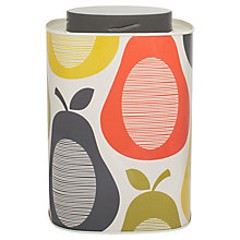 Buy Orla Kiely Kitchen Storage Caddy, Pear Online at johnlewis.com
