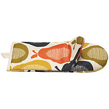 Buy Orla Kiely Pear Oven Mitt Online at johnlewis.com