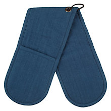 Buy John Lewis Croft Collection Double Oven Glove Online at johnlewis.com