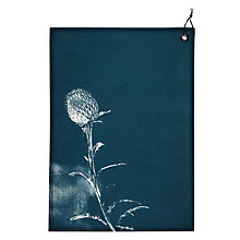 Buy John Lewis Croft Collection Thistle Tea Towel Online at johnlewis.com