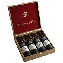 Buy Taylor's 100 Years Tawny Port Collection Online at johnlewis.com