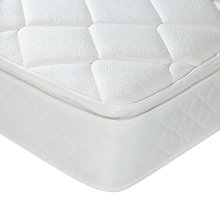 Buy John Lewis Pocket Memory 1000 Mattress, Single Online at johnlewis.com