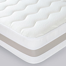 Buy John Lewis Memory 50mm Mattress, Kingsize Online at johnlewis.com