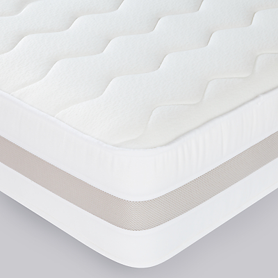 John Lewis Memory 75mm Mattress, Single