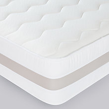 Buy John Lewis Memory 75mm Mattress, Single Online at johnlewis.com