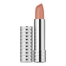 Buy Clinique Long Last Lipstick Matte Online at johnlewis.com