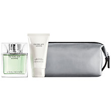 Buy Guerlain Homme L'Eau Boisée Fathers Day Gift Set Online at johnlewis.com