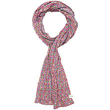 Buy Seasalt Millie Daisy Trail Rectangular Scarf, Multi Online at johnlewis.com