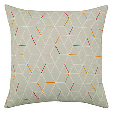 Buy John Lewis Hex Cushion Online at johnlewis.com
