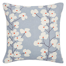 Buy John Lewis Wallflower Cushion Online at johnlewis.com