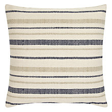 Buy John Lewis Cotlin Cushion, Blue Online at johnlewis.com